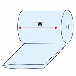 Type Single Folded - LDPE Rolls Supplier